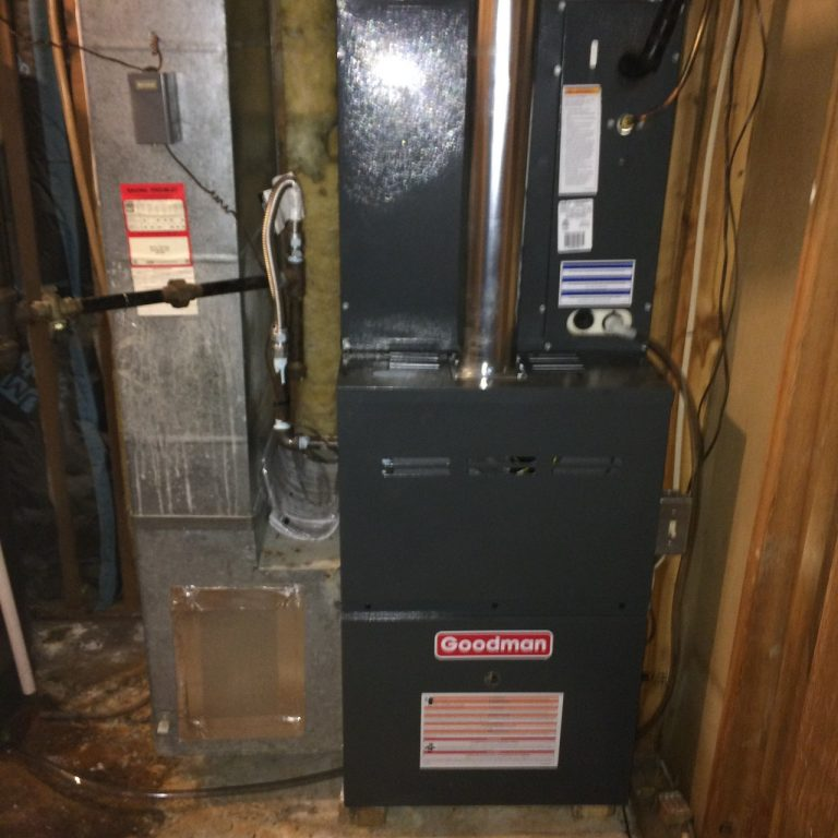 Ted's Heating and Cooling, HVAC Contractor and AC Repair Service in Independence, Missouri.  Furnance
